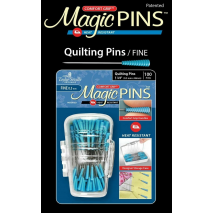 Magic Pins Quilting (100) by Taylor Seville Sewing Buddies Australia