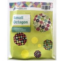 Octagon Set Small Patchwork Template Matilda's Own Sewing Buddies Australia