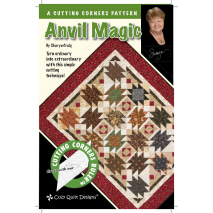 Anvil Magic by Cozy Quilt Designs Sewing Buddies Australia