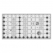 """Creative Grids Quilt Ruler 6.5"""" x 12.5"""" SEE VIDEO Sewing Buddies Australia"""