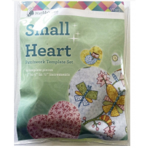 Heart Set Small Patchwork Template - Matilda's Own - Sewing Buddies Australia