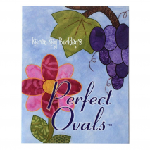 Perfect Ovals Mylar Templates By Karen Kay Buckley Sewing Buddies Australia