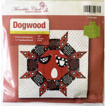 Dogwood Patchwork Template - Meredithe Clarke Signature Collection Sewing Buddies Australia