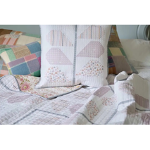 Espalier Quilt Pattern by Wife Made Designs 5 Sewing Buddies Australia
