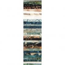 Moody Shores Rainbow aka Jelly Roll Sewing Buddies Australia