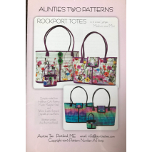Rockport Totes bag by Aunties Two Patterns Sewing Buddies Australia