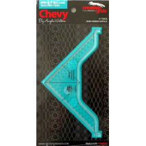 Chevy Creative Grids Non-Slip Free Motion Quilting Tool / Ruler SEE VIDEO 2 Sewing Buddies Australia