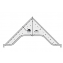 Chevy Creative Grids Non-Slip Free Motion Quilting Tool / Ruler SEE VIDEO Sewing Buddies Australia