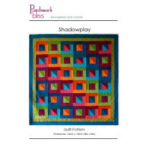 Shadowplay Pattern by Patchwork Bliss Sewing Buddies Australia
