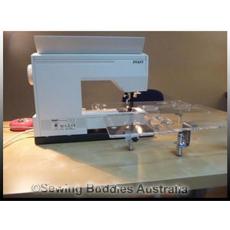 "16"" x 16"" Sew AdjusTable  on Customers Machine"
