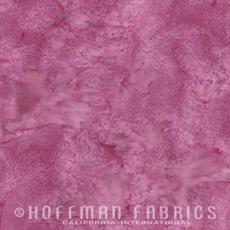 1895 Watercolour Batik by Hoffman #574 Belle Sewing Buddies Australia