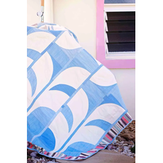 Palma Quilt Pattern by Wife Made Designs