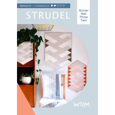 Strudel Quilt Pattern by Wife Made Designs