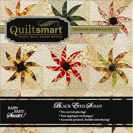 Black Eyed Susan Snugger Pack by Quiltsmart