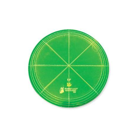 Circle Set XL Patchwork Template ~ Matilda's Own
