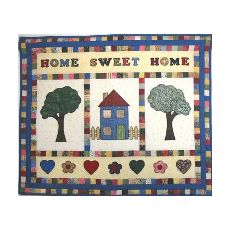 HOME SWEET HOME by Zoe Clifton