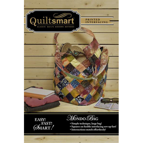 Mondo Bag Fun Pack by Quiltsmart