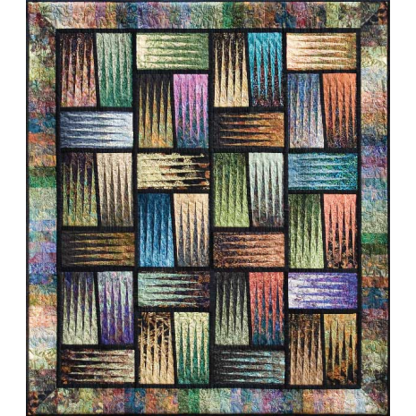 Stepping Stones Quilt Pattern by Judy Niemeyer