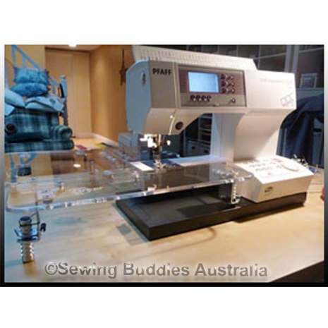 Small Sewing Extension Table by Sew AdjusTable 3 Sewing Buddies Australia