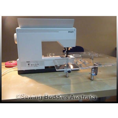 Small Sewing Extension Table by Sew AdjusTable 4 Sewing Buddies Australia