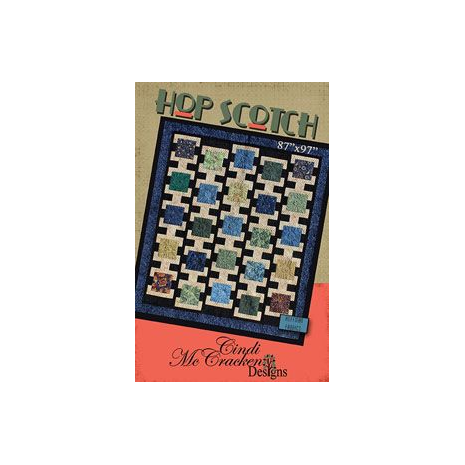 Hop Scotch - Pattern by Cindi McCracken Designs