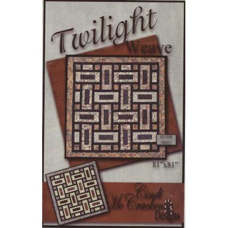 Twilight Weave - Pattern by Cindi McCracken Designs