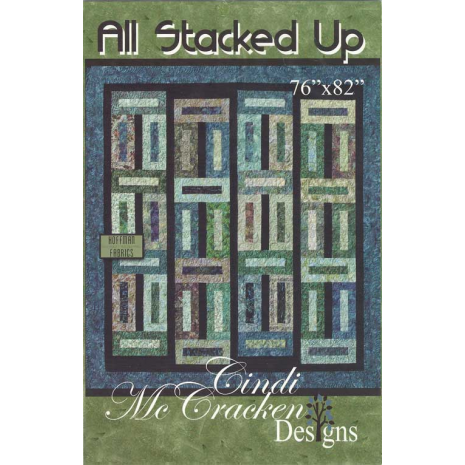 All Stacked Up - Pattern by Cindi McCracken Designs