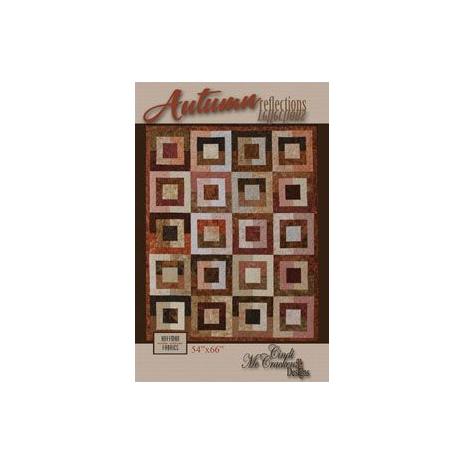 Autumn Reflections - Pattern by Cindi McCracken Designs