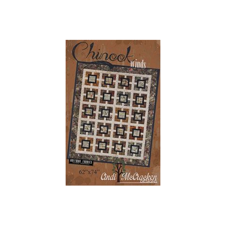 Chinook Winds - Pattern by Cindi McCracken Designs