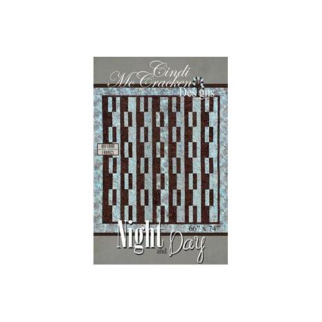 Night & Day - Pattern by Cindi McCracken Designs