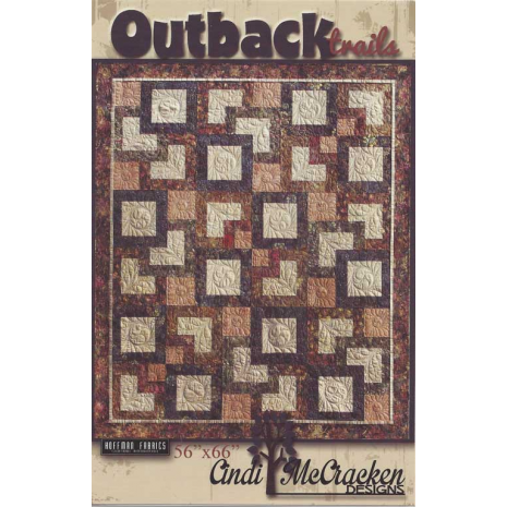 Outback Trails - Pattern by Cindi McCracken Designs