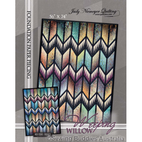 Weeping Willow Quilt Pattern by Judy Niemeyer