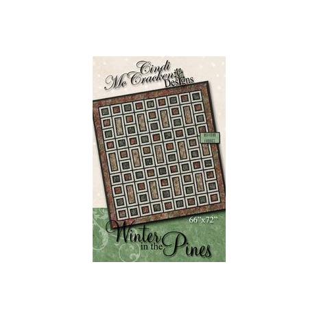 Winter Pines - Pattern by Cindi McCracken Designs