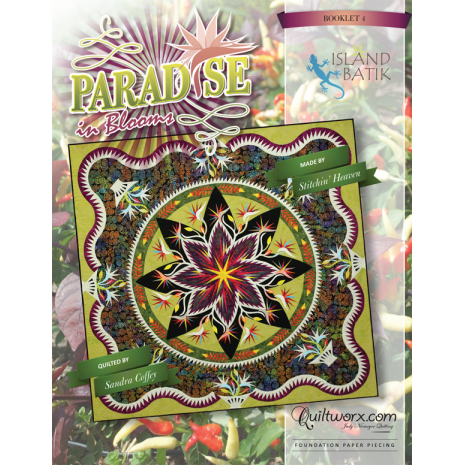 Paradise In Blooms Booklet 4