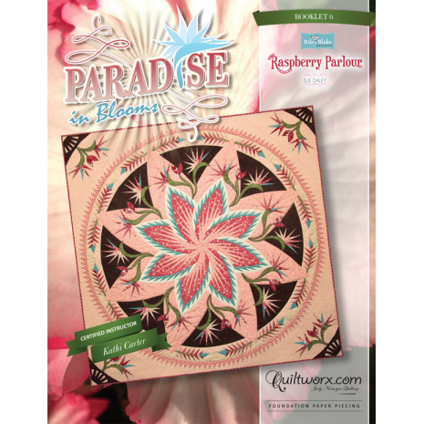 Paradise In Blooms Booklet 3
