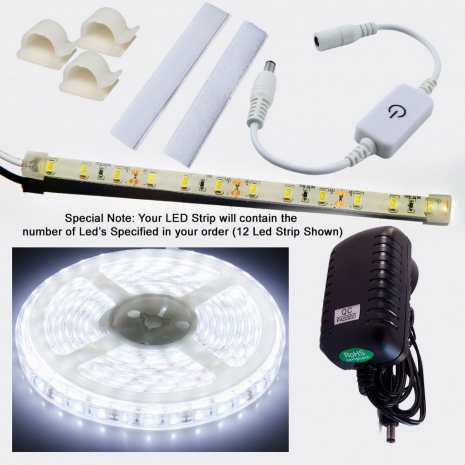 Dark Be Gone LED Under Throat Kit 3 Sewing Buddies Australia