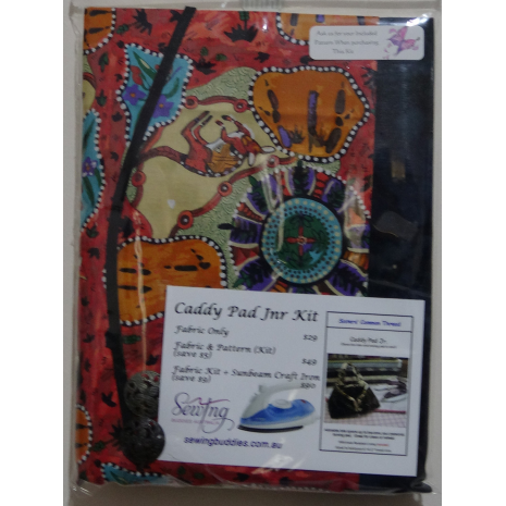 Caddy Pad Jnr Kit Kangaroo