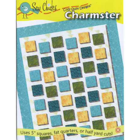Charmster by Cozy Quilt Designs