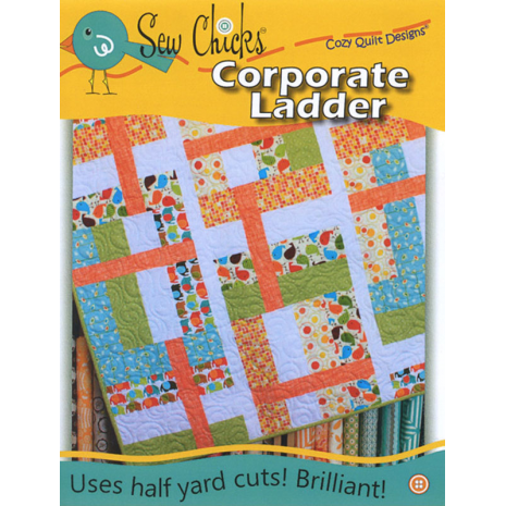 Corporate Ladder by Cozy Quilt Designs