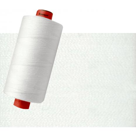 White #X2000 Rasant Thread 1000M Sewing Buddies Australia
