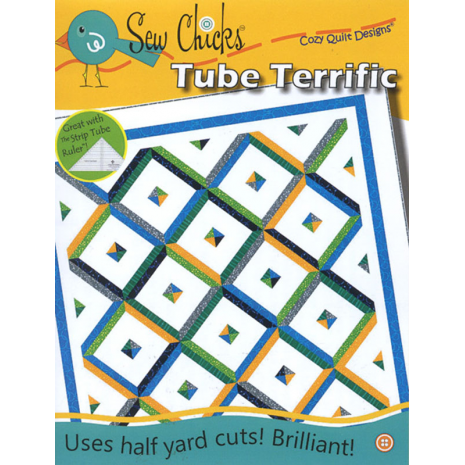 Tube Terrific by Cozy Quilt Designs