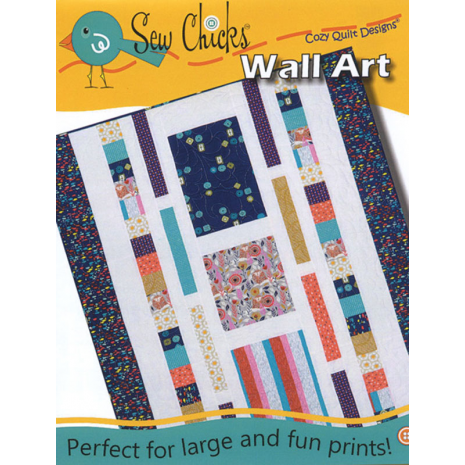 Wall Art by Cozy Quilt Designs