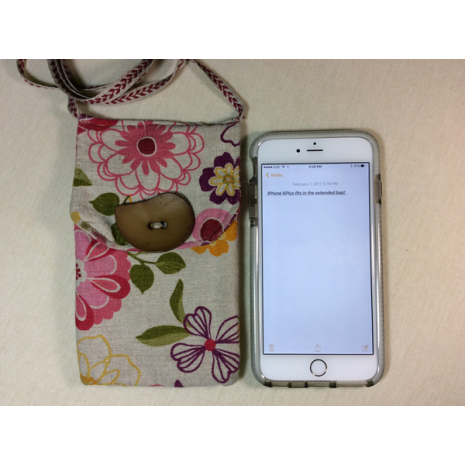 Cell Phone bag and phone Mobile (Cell) Phone Bag Fun Pack by Quiltsmart