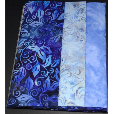 Dreamy - BlueMy 2 Baby Sisters Placemats  Kit
