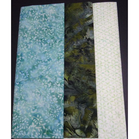 Serenity Green - My 2 Baby Sisters Placemats  Kit
