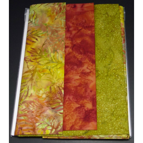Autumn - My 2 Baby Sisters Placemats  Kit
