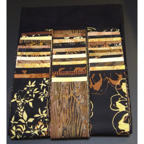 Cappuccino Placemats and Table Runner Pattern Judy Niemeyer