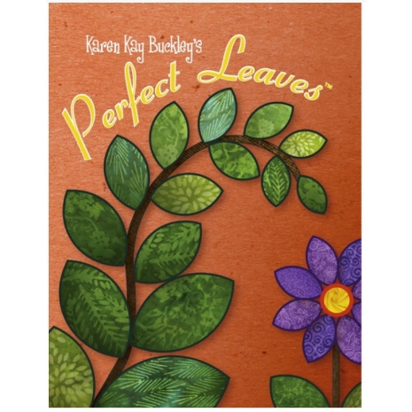 Perfect leaves Mylar Templates By Karen Kay Buckley