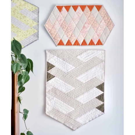 Strudel Quilt Pattern by Wife Made Designs 2 Sewing Buddies Australia