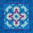 Arizona Cactus Table Topper Pattern Colour 2